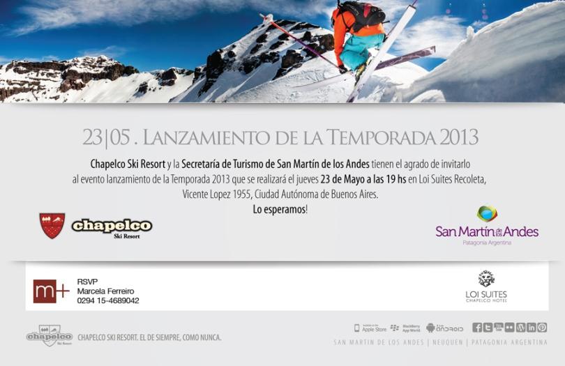 Invitaci—n 2012