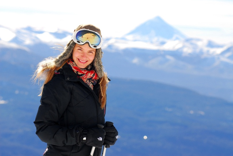 Chapelco 2013 MARCELA KLOOSTERBOER - Foto Diego Costantini