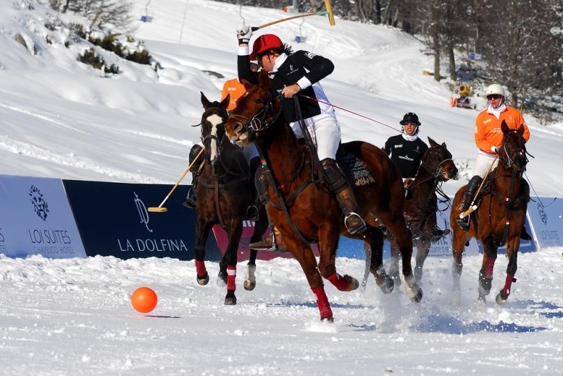 Chapelco - Argentina Snow Polo