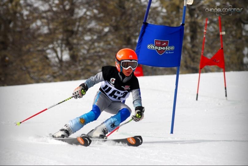 chapelco - Slalom Gigante - Encuentro Nacional Infantil 2012
