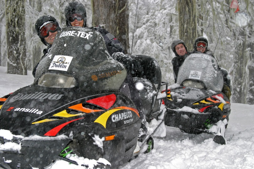 chapelco motos de nieve 1