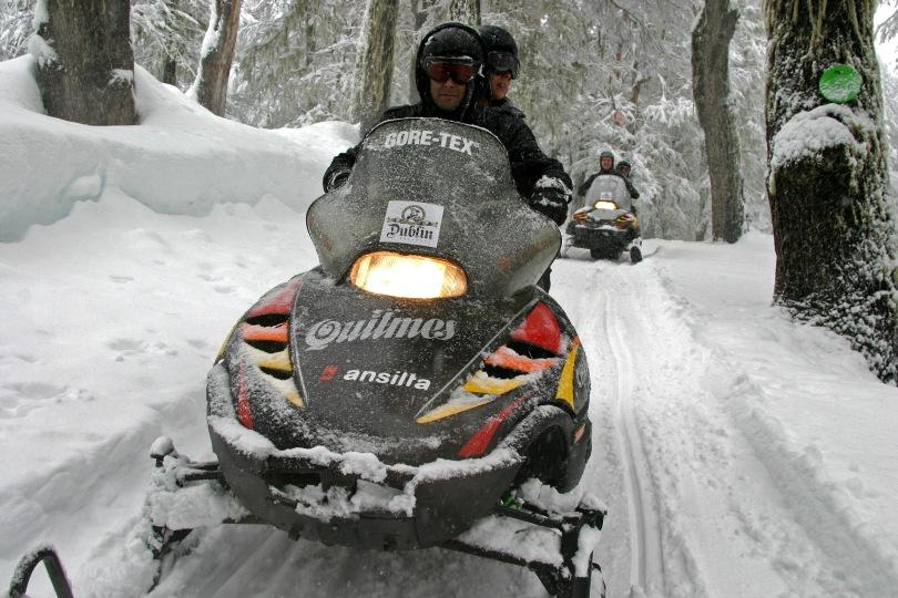 chapelco motos de nieve 2