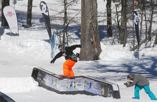 CHAPELCO slopestyle