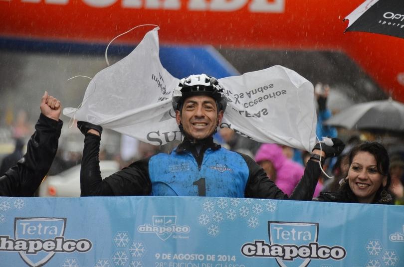 Tetra Chapelco 2014Llegada  Ricardo Churruhinca_FMA0443