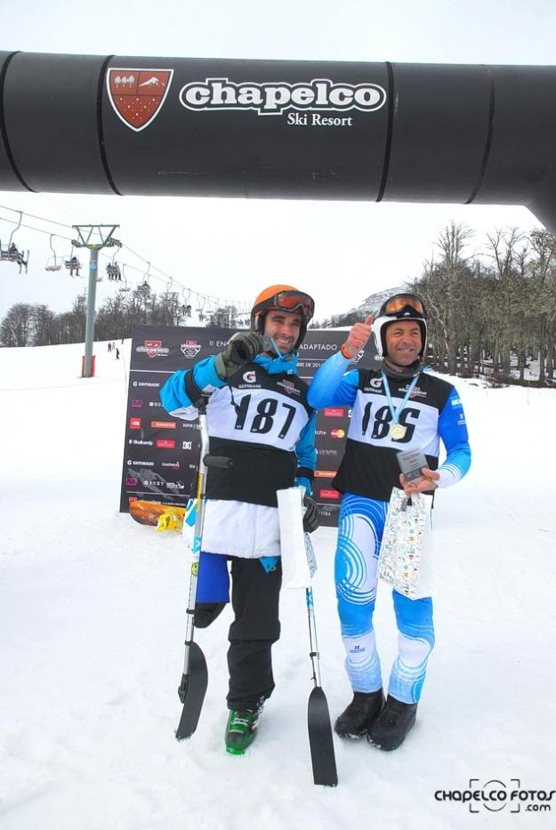 chapelco encuentro de esqui adaptado 2014 categoria Parados DAC_9922