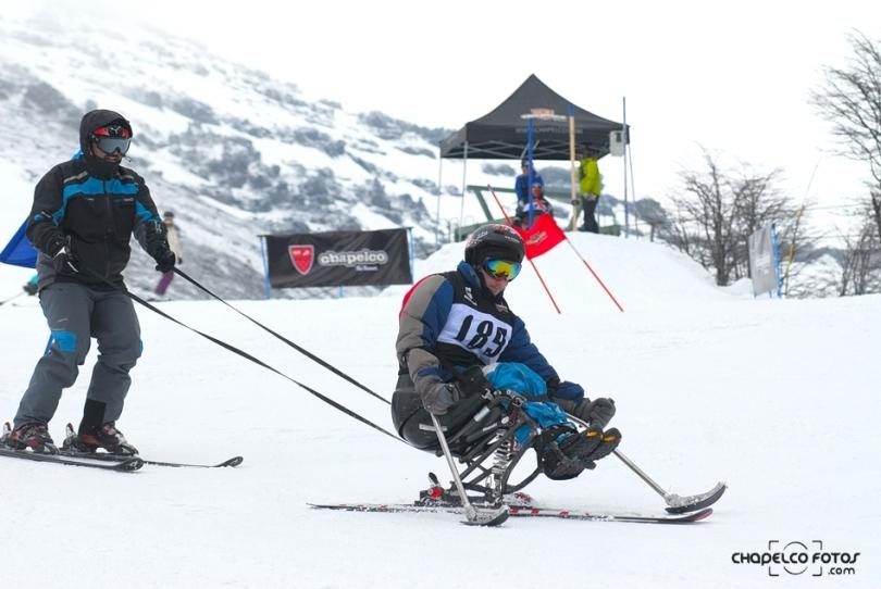 chapelco2do encuentro de esqui adaptado DAC_9803