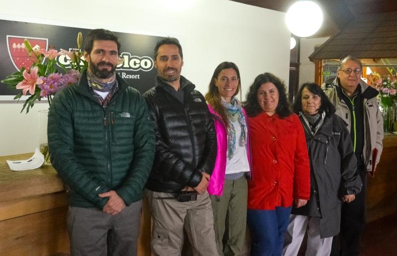 Nieves del CHapelco entregó a la Cooperadora del Hospital Ramón Carrillo $ 178.400.- recaudados en la apertura solidaria de Chapelco DAC_5499