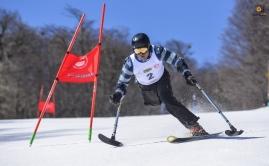 Pablo Traversaro (esquel) corriendo el slalom gigante chapelco 2015 DAC_7014