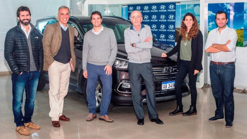 Alianza Chapelco-Hyundai en el lanzamiento de edicion limitada Santa Fe Chapelco - copia
