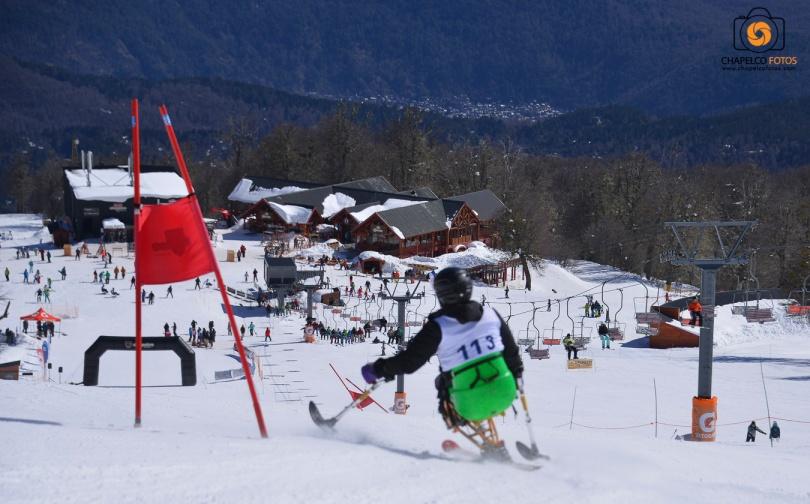Chapelco Encuenro de esqui adaptado DAC_9461
