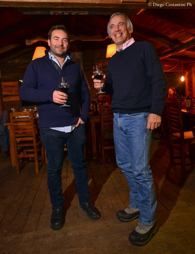 Julio Viola y Juan Cruz Adrogué en La Casita del Bosque Chapelco - Trenzas ade agua 20190829-DAC_6847